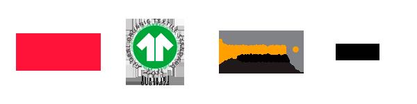 Logotipos certificaciones Staney/Stella